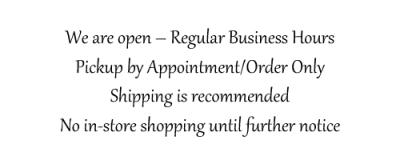 Covid Store Notice