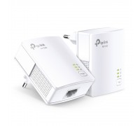 (Open Box) TP-Link PA7017KIT AV1000 Gigabit Powerline Starter Kit