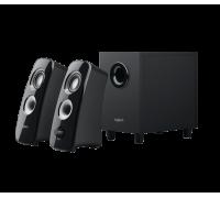 Logitech Z323 2.1 Speaker System, Refubished, Brown Box (30 Days Warranty)